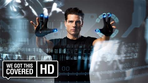 Minority Report Official Trailer #1 [HD] Tom Cruise, Colin
