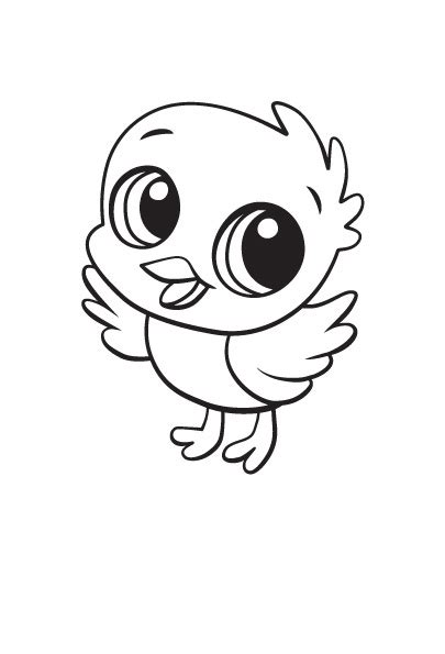 25 Cute Baby Animal Coloring Pages Ideas - We Need Fun