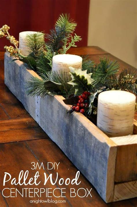 25+ Ideas To Decorate Your Home With Recycled Wood This