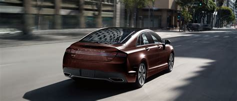 2020 Lincoln® MKZ Technology Features | Lincoln
