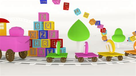 Tiny Pop Channel Playtime Idents on Behance