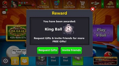 Free 8 Ball Pool Avatar Reward Link (Updated Today)